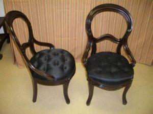 Реставрация стульев в Пскове
