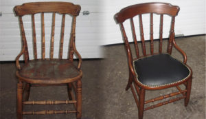 Перетяжка стульев на дому недорого в Пскове