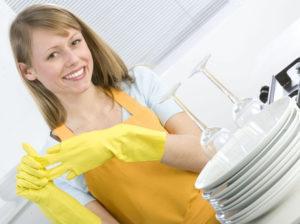 Мойка посуды на дому в Пскове