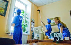 Уборка помещений в Пскове