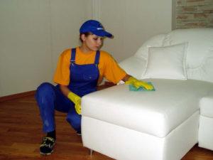 Чистка мебели на дому в Пскове