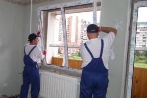 Установка пластиковых окон в Пскове